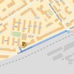 карта проезда ул. Киевская
