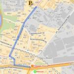 карта проезда ул. Волочаевская
